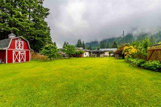 Photo 38: 19875 PETER Street in Hope: Hope Silver Creek House for sale : MLS®# R2458395
