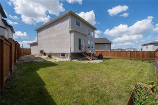 Photo 31: 22 Manastyrsky Cove in Winnipeg: Starlite Village Residential for sale (3K)  : MLS®# 202018183