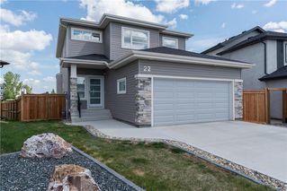 Photo 33: 22 Manastyrsky Cove in Winnipeg: Starlite Village Residential for sale (3K)  : MLS®# 202018183