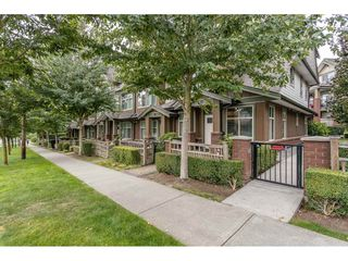 "Photo 2: 106 6655 192 Street in Surrey: Clayton Townhouse for sale in ""ONE 92"" (Cloverdale)  : MLS®# R2492692"