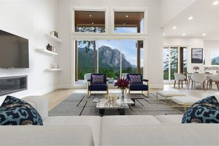 Photo 1: 2204 WINDSAIL PLACE in Squamish: Plateau House for sale : MLS®# R2464154