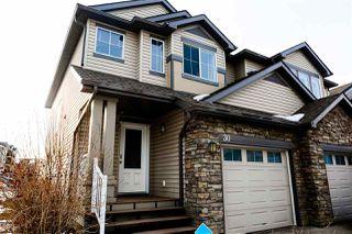 Photo 2: #30-9231 213 Street in Edmonton: Zone 58 House Half Duplex for sale : MLS®# E4221457