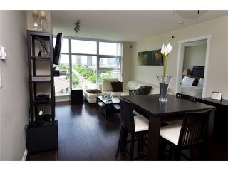 "Photo 3: # 1108 2289 YUKON CR in Burnaby: Brentwood Park Condo for sale in ""WATERCOLOURS"" (Burnaby North)  : MLS®# V952619"