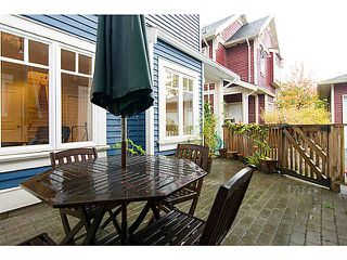 "Photo 10: 1932 TURNER Street in Vancouver: Hastings House 1/2 Duplex for sale in ""Commercial Drive"" (Vancouver East)  : MLS®# V979467"