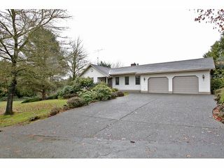 Photo 1: 29760 GLENGARRY Avenue in Abbotsford: Bradner House for sale : MLS®# F1303459