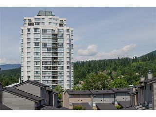 Photo 3: 226 BALMORAL PL in Port Moody: North Shore Pt Moody Townhouse for sale : MLS®# V1010523
