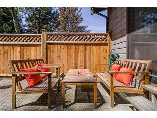 Photo 13: 226 BALMORAL PL in Port Moody: North Shore Pt Moody Townhouse for sale : MLS®# V1010523