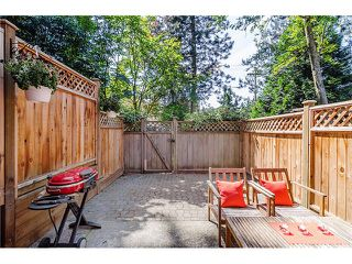 Photo 15: 226 BALMORAL PL in Port Moody: North Shore Pt Moody Townhouse for sale : MLS®# V1010523