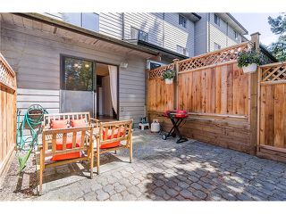 Photo 14: 226 BALMORAL PL in Port Moody: North Shore Pt Moody Townhouse for sale : MLS®# V1010523