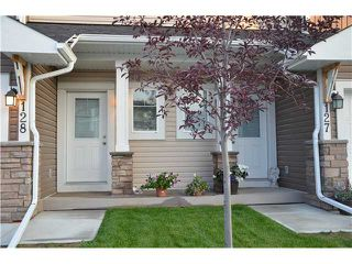 Photo 2: 128 300 MARINA Drive W in : Chestermere Townhouse for sale : MLS®# C3581362