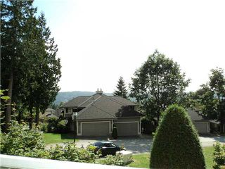 "Photo 15: # 40 181 RAVINE DR in Port Moody: Heritage Mountain Townhouse for sale in ""THE VIEWPOINT"" : MLS®# V1024691"