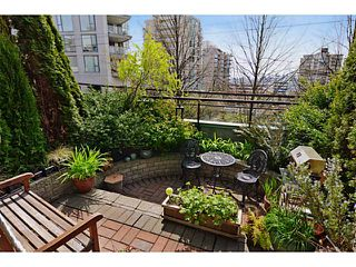 "Photo 2: # 104 131 W 3RD ST in North Vancouver: Lower Lonsdale Condo for sale in ""Seascape"" : MLS®# V1024848"