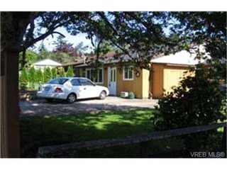 Photo 1:  in BRENTWOOD BAY: CS Brentwood Bay Half Duplex for sale (Central Saanich)  : MLS®# 399408