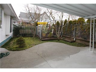 Photo 14: # 22 19171 MITCHELL RD in Pitt Meadows: Central Meadows Condo for sale : MLS®# V1044177