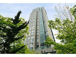 "Main Photo: 606 1188 HOWE Street in Vancouver: Downtown VW Condo for sale in ""1188 HOWE"" (Vancouver West)  : MLS®# V1081871"
