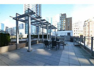 Photo 1: 1106 888 HOMER Street in Vancouver: Downtown VW Condo for sale (Vancouver West)  : MLS®# V1082127