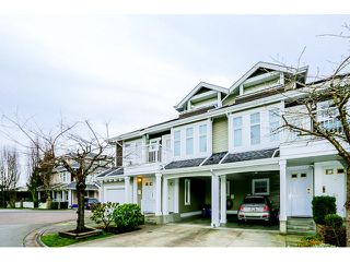Photo 1: #18-9036 208th Street in Langley: Walnut Grove Townhouse for sale : MLS®# F1431387