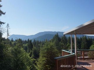Photo 1: SL 58 BLACKWOOD HEIGHTS in LAKE COWICHAN: Z3 Lake Cowichan House for sale (Zone 3 - Duncan)  : MLS®# 405815