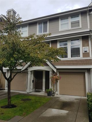 Main Photo: 22 6588 188 STREET in Surrey: Cloverdale BC Townhouse for sale (Cloverdale)  : MLS®# R2111132