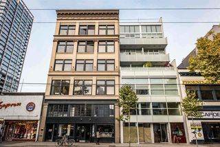 Photo 1: 101 53 W HASTINGS STREET in Vancouver: Downtown VW Office for lease (Vancouver West)  : MLS®# C8023722