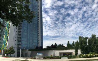 "Photo 6: 706 4189 HALIFAX Street in Burnaby: Brentwood Park Condo for sale in ""AVIARA"" (Burnaby North)  : MLS®# R2388752"