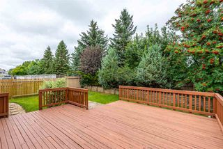 Photo 29: 22 CHEYENNE Crescent: Sherwood Park House for sale : MLS®# E4169493