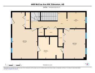 Photo 47: 4469 MCCRAE Avenue in Edmonton: Zone 27 Townhouse for sale : MLS®# E4178542
