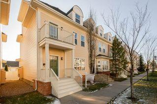 Photo 2: 4469 MCCRAE Avenue in Edmonton: Zone 27 Townhouse for sale : MLS®# E4178542