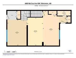 Photo 46: 4469 MCCRAE Avenue in Edmonton: Zone 27 Townhouse for sale : MLS®# E4178542
