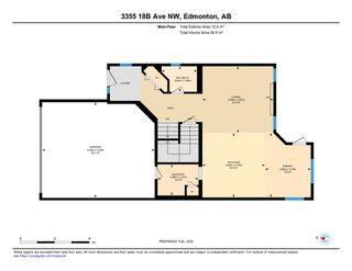 Photo 43: 3355 18B Avenue in Edmonton: Zone 30 House for sale : MLS®# E4189133