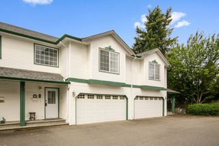 """Photo 1: 12 45932 LEWIS Avenue in Chilliwack: Chilliwack N Yale-Well Townhouse for sale in """"Orchard Lane"""" : MLS®# R2459187"""