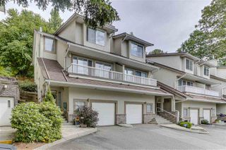 "Main Photo: 3457 AMBERLY Place in Vancouver: Champlain Heights Townhouse for sale in ""tiffany ridge"" (Vancouver East)  : MLS®# R2472477"