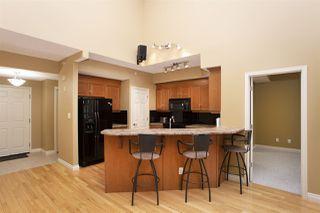 Photo 3: 408 9819 96A Street in Edmonton: Zone 18 Condo for sale : MLS®# E4212307