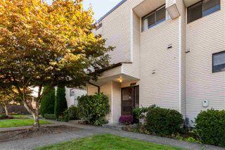 "Main Photo: 107 11650 96 Avenue in Delta: Annieville Townhouse for sale in ""DELTA GARDENS"" (N. Delta)  : MLS®# R2494110"