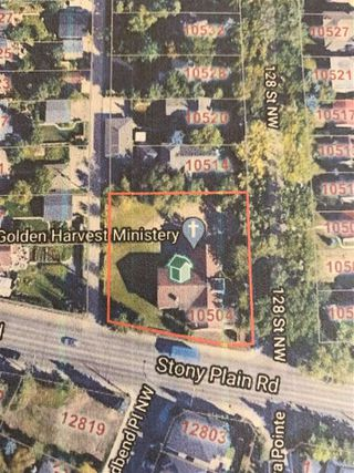 Photo 3: 10504 128 Street in Edmonton: Zone 07 Vacant Lot for sale : MLS®# E4214434