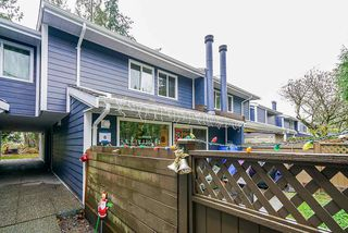 Main Photo: 6 9151 FOREST GROVE Drive in Burnaby: Forest Hills BN Townhouse for sale (Burnaby North)  : MLS®# R2519390