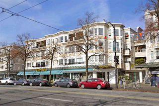 "Photo 2: 304 2545 W BROADWAY in Vancouver: Kitsilano Condo for sale in ""Trafalgar Mews"" (Vancouver West)  : MLS®# R2522107"