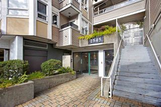 "Photo 3: 304 2545 W BROADWAY in Vancouver: Kitsilano Condo for sale in ""Trafalgar Mews"" (Vancouver West)  : MLS®# R2522107"
