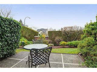 """Photo 10: 620 W 26TH Avenue in Vancouver: Cambie Townhouse for sale in """"GRACE ESTATES"""" (Vancouver West)  : MLS®# V995149"""