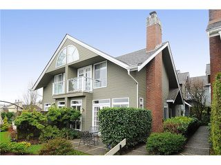 """Photo 2: 620 W 26TH Avenue in Vancouver: Cambie Townhouse for sale in """"GRACE ESTATES"""" (Vancouver West)  : MLS®# V995149"""
