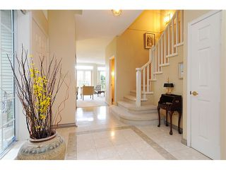 """Photo 3: 620 W 26TH Avenue in Vancouver: Cambie Townhouse for sale in """"GRACE ESTATES"""" (Vancouver West)  : MLS®# V995149"""