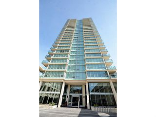 "Photo 1: # 306 2232 DOUGLAS RD in Burnaby: Brentwood Park Condo for sale in ""Affinity By BOSA"" (Burnaby North)  : MLS®# V999820"