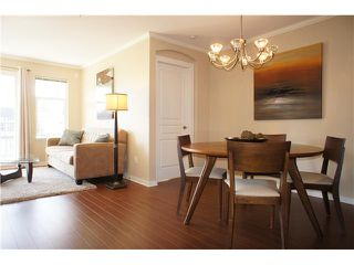 """Photo 1: 318 4833 BRENTWOOD Drive in Burnaby: Brentwood Park Condo for sale in """"MACDONALD HOUSE"""" (Burnaby North)  : MLS®# V1004894"""