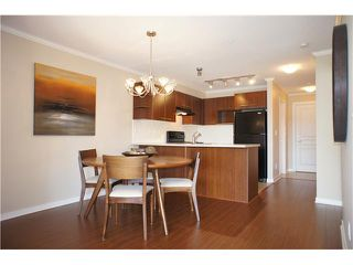 """Photo 5: 318 4833 BRENTWOOD Drive in Burnaby: Brentwood Park Condo for sale in """"MACDONALD HOUSE"""" (Burnaby North)  : MLS®# V1004894"""