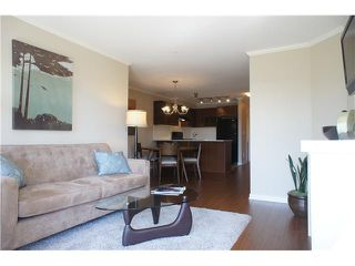 """Photo 2: 318 4833 BRENTWOOD Drive in Burnaby: Brentwood Park Condo for sale in """"MACDONALD HOUSE"""" (Burnaby North)  : MLS®# V1004894"""