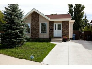 Photo 1: 46 Greenford Avenue in WINNIPEG: St Vital Residential for sale (South East Winnipeg)  : MLS®# 1316875