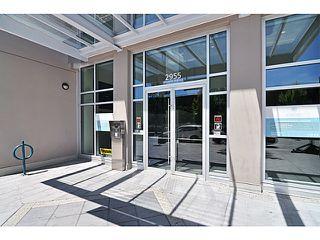 Photo 2: # 2205 2955 ATLANTIC AV in Coquitlam: North Coquitlam Condo for sale : MLS®# V1072474