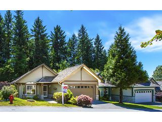 Photo 1: 106 BLACKBERRY DR: Anmore House for sale (Port Moody)  : MLS®# V1072797
