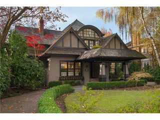 Photo 1: 4387 MARGUERITE ST in Vancouver: Shaughnessy House for sale (Vancouver West)  : MLS®# V1094390