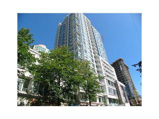 Photo 1: # 2002 821 CAMBIE ST in Vancouver: Downtown VW Condo for sale (Vancouver West)  : MLS®# V1124236